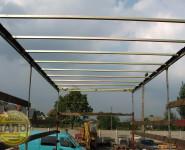 Сдвижные крыши для прицепов